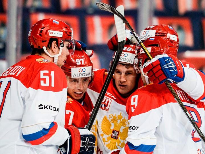 Итоги выступления сборной России на Кубке Карьяла