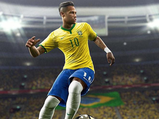 Первые впечатления от Pro Evolution Soccer 2016
