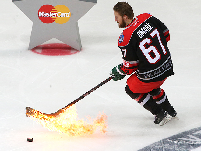 8 самых эффектных буллитов в истории Матчей звёзд КХЛ