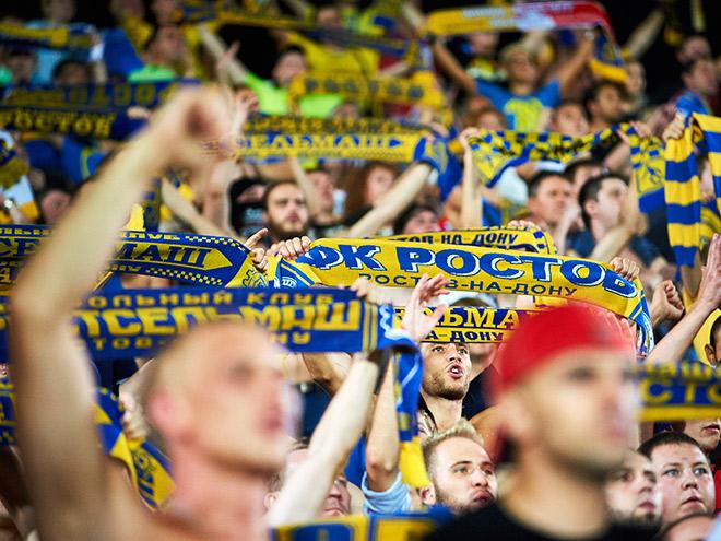 «Ростов» продаёт билеты на матч с ПСВ в Лиге чемпионов на стадион «Олимп-2»