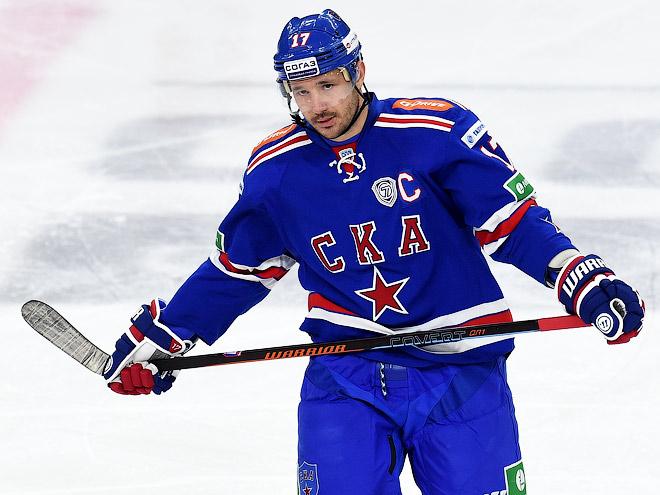 Ковальчук, Куинт и Игнатушкин — в сборной недели