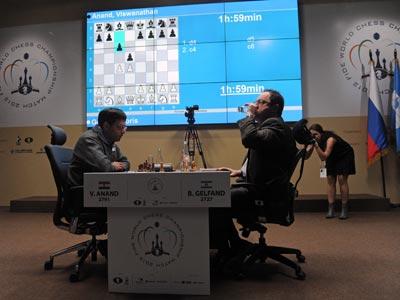 Анализ второй партии за шахматную корону от Сергея Смагина