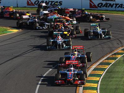 Гран-при Австралии: итоги уик-энда