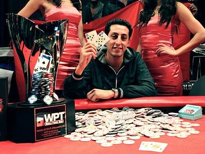 Мохаммед Али Хусам – победитель WPT в Маракеше