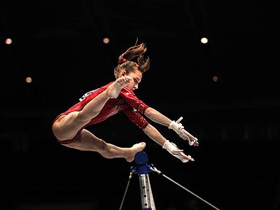 Проверка сил перед Олимпиадой