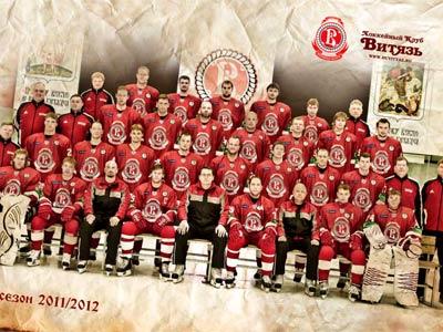 В Чехове берут пример с НХЛ