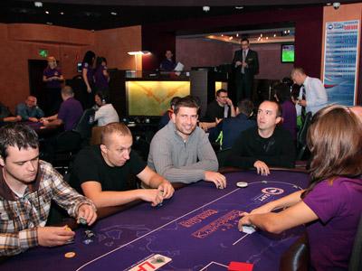 В Киеве стартовала новая покерная серия EAPT