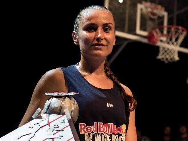 В Казани определились чемпионы Red Bull King/Queen of the Rock