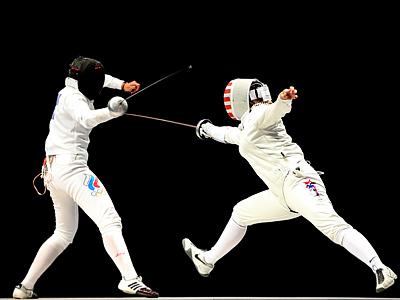 Лондон-2012. Фехтование