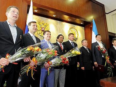 Состоялась торжественная церемония награждения «Тороса»