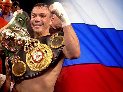 P4P российских боксёров. Шкаликов