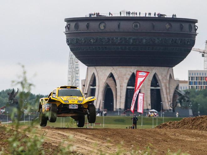 Ралли-марафон «Шёлковый путь–2016»: видео с первых этапов