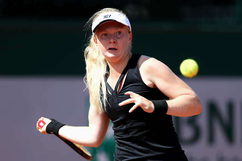 Теннисистка с 15-ю пальцами Франческа Джонс – нереальная спорсменка, как?