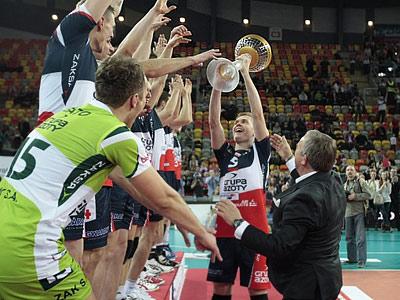 Клуб из Кенджезин-Козле выиграл Кубок Польши