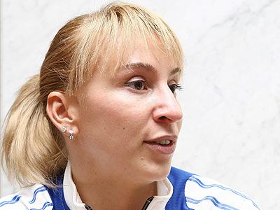 Соколова: хочу выиграть золото Олимпиады-2012