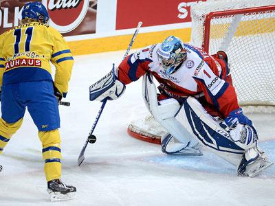 Кубок Карьяла. Швеция - Россия - 2:5