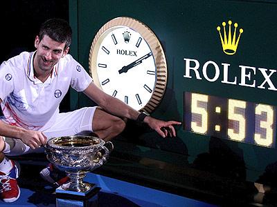 Фотомгновения второй недели Australian Open