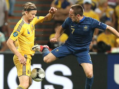 Украина может выйти в четвертьфинал