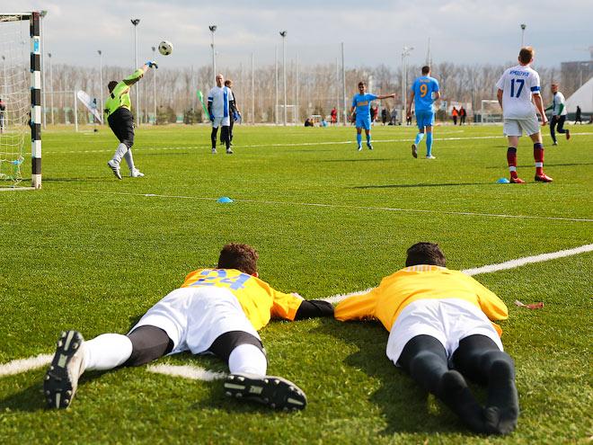 Программа «Чемпионата» для РФС. Любительский футбол в России