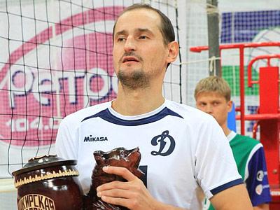 Интервью со связующим сборной России Константином Ушаковым