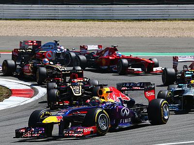 Оценки участникам Гран-при Германии