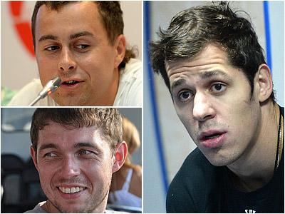 Юртаев, Игнатушкин и Малкин