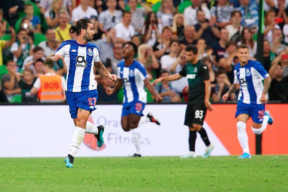 Видео 26 августа футбол испания барселона португалия порт