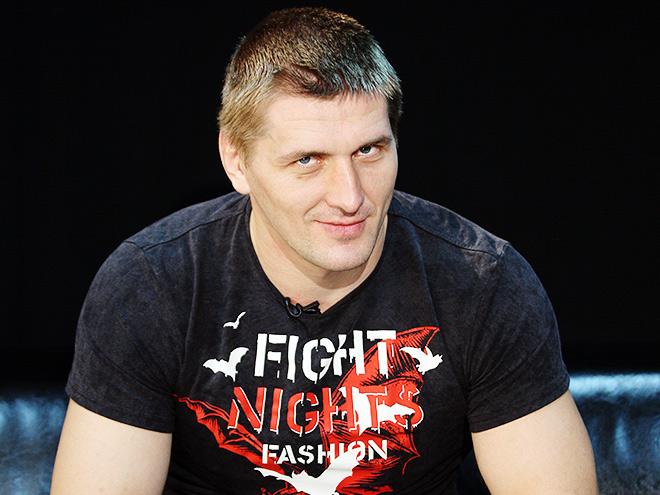 Интервью с Минаковым после первой защиты титула