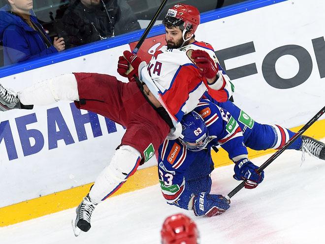 СКА — ЦСКА