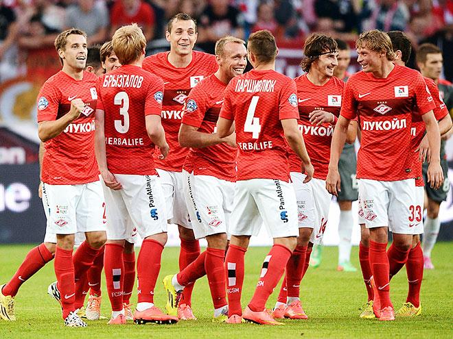 Игроки «Спартака» - о матче с «Црвеной Звездой»