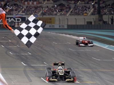 Комментарии участников Гран-при Абу-Даби Формулы-1