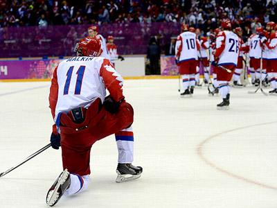 Игорь Рабинер – о хоккейном фиаско в Сочи