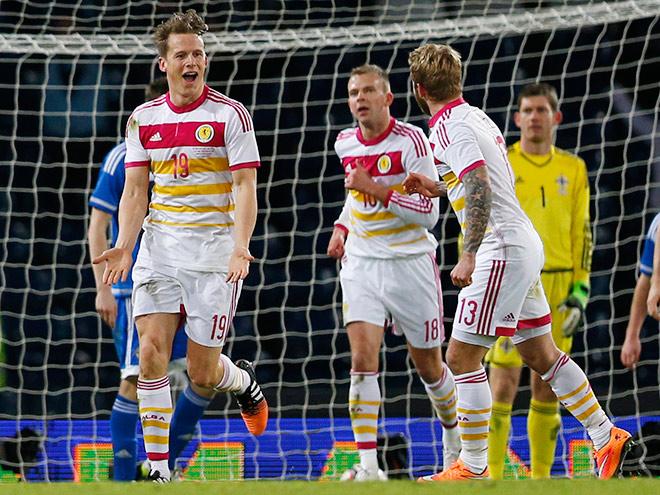 Сборные, удивляющие в отборе Евро-2016