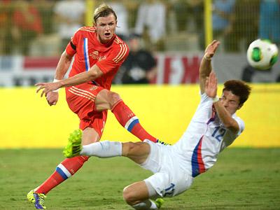 Товарищеский матч. Россия — Южная Корея