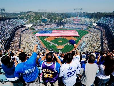 Американский бейсбол: секреты успеха