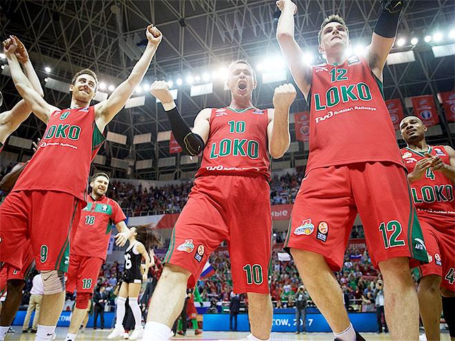 «Локомотив-Кубань» вышел в «Финал четырёх» Евролиги