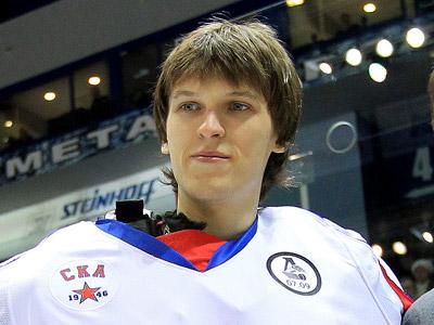 Евгений Иванников стал лучшим голкипером Кубка Вызова