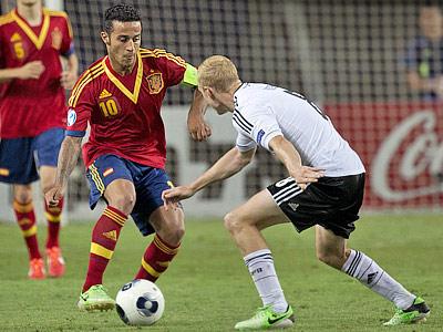 Испания U21- Германия U21 — 1:0
