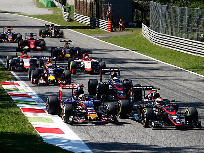 Главные выводы по Гран-при Италии Формулы-1