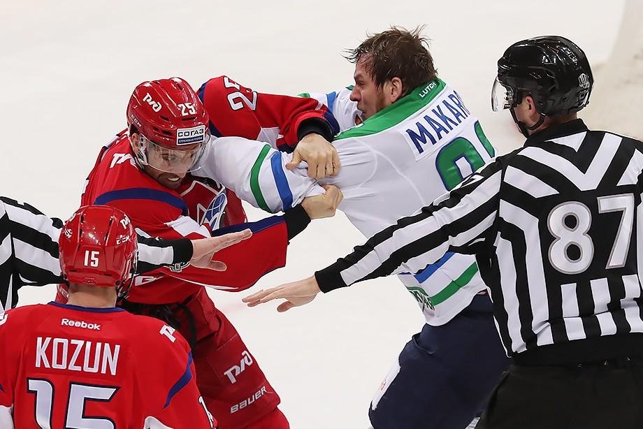 Итоги дня КХЛ: «Локомотив» победил без Квартальнова. А что с Уфой?