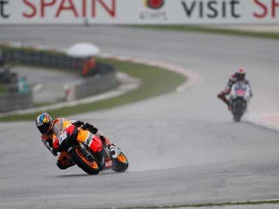 Обзор Гран-при Малайзии MotoGP-2012 на «Сепанге»