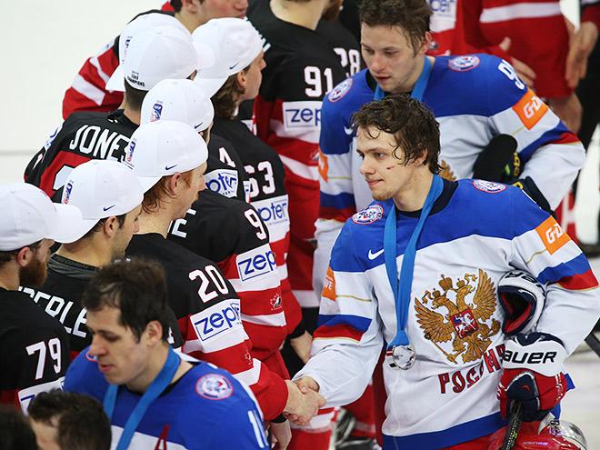 Матчи Россия – Канада: Берн, Ванкувер, Кёльн, Братислава, Прага
