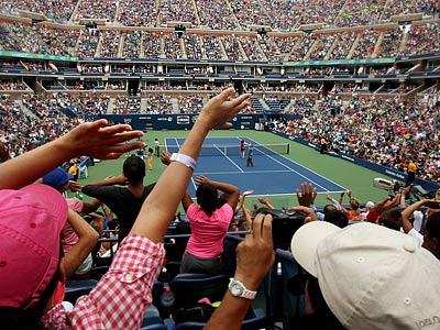 Теннис. US Open-2012. Расписание 1-го игрового дня
