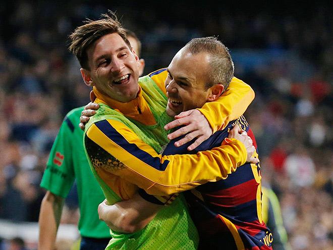 «Реал» – «Барселона» – 0:4. Обзор матча