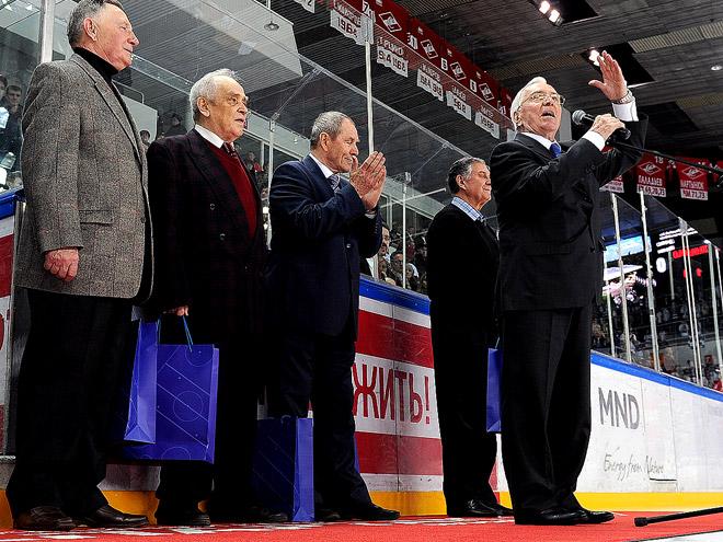Андрей Юртаев - о хоккейных традициях