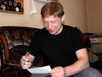 Евгений Корешков рассказал о своей работе