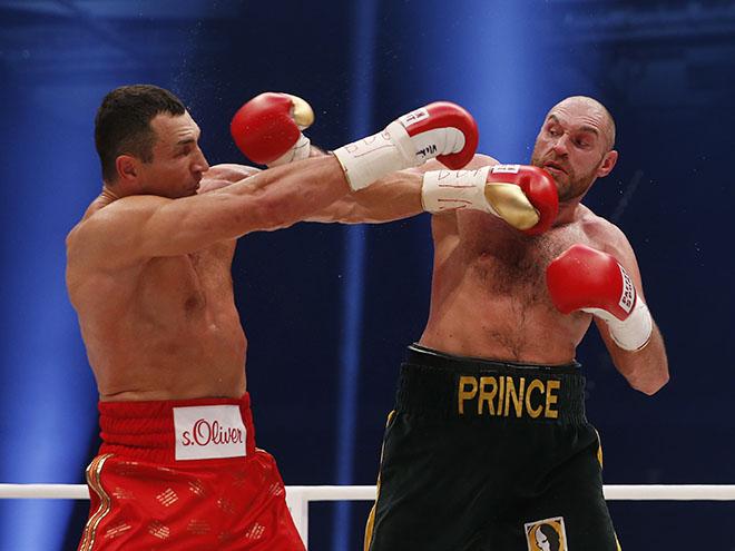 Тайсон Фьюри отказался от титулов чемпиона мира и от реванша с Кличко