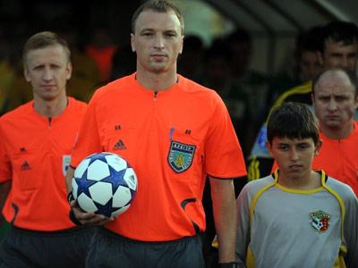 Анатолий Жабченко отсудит матч «Шахтёр» - «Динамо»