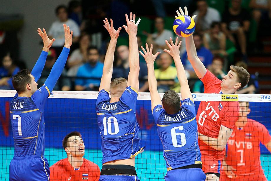 Волейбол. Лига наций