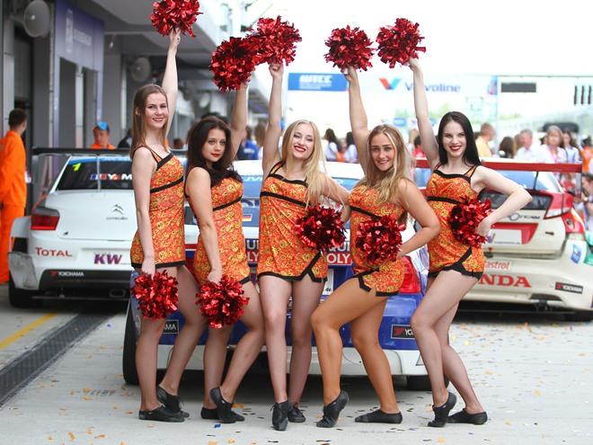 Онлайн-трансляция российского этапа WTCC